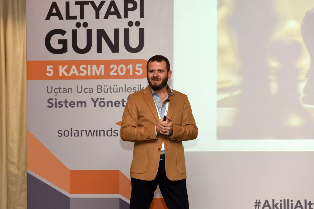 ODYATeknoloji solarwinds etkinlik